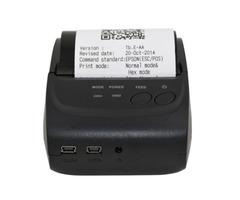bluetooth Thermal Receipt Printer Pocket Printer POS Thermal Receipt Printer For IOS Android Windows