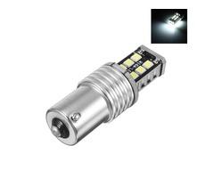 1Pcs 1156 BA15S LED Daytime Running Lights DRL Bulb Error Free Xenon White for Volkswagen Jetta MK6