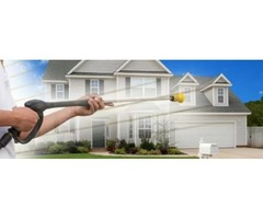 Find the pressure washing cleaning service in Edmonton