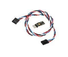 3D Printer Filament Sensor Optical Encoder with Cable Detect Stuck Filament For Prusa i3 MK3