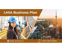 LMIA Business Plan And LMIA Owner Operator Business Plan Service