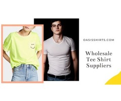 Visit Oasis Shirts To Get The Best Wholesale T Shirts For Your Store!