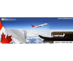 Grab Last Minute Flight Tickets Canada to Cochin (COk)