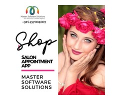 Salon App Development Company