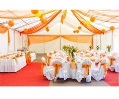 Wedding Tent Rentals in Kelowna
