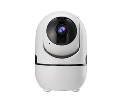 1080P Mini WiFi Home Security Camera Motion Detection Night Vision Fits for Alexa Echo