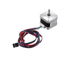 42SHD0001 4-lead Nema 17 3.4V Hybrid Stepper Motor For 3D Printer CNC Part