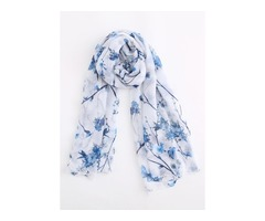 Elegant Floral Scarves (1775392568)