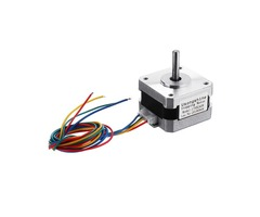 17HS2408 4-lead Nema 17 0.6A Stepper Motor For 3D Printer Motor CNC Laser