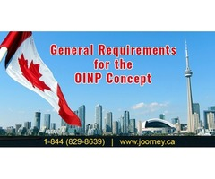 OINP Concept  And ICT Business Plan