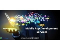 Best Mobile Application Development Services Company - MacAndro