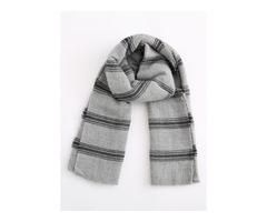 Casual Stripe Scarves (1775392564)
