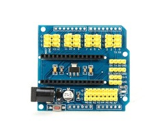 3pcs 328P Multifunction Expansion Board V3.0 For Arduino NANO U N O
