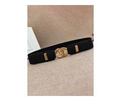 Elegant Metal Solid Belts (1795400884)