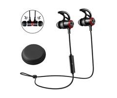 E3B Magnetic Wireless bluetooth Earphone In-ear Stereo Sweatproof Music Headset Headphones With Mic