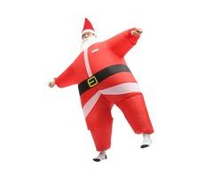 AirSuits Inflatable Toys Santa Claus Father Christmas Dress Costume Air Blimp Suit