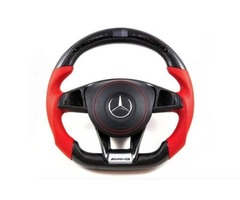 Mercedes Customizable AMG Steering Wheel
