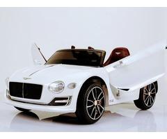 Licensed 12V Bentley Exp-12 Child Ride-On Car, Remote, Lights,