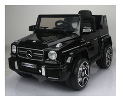 Officially Licensed Big Size 12V Mercedes Benz Baby / Kid / Child Ride-On with Leather Seat, Doors,