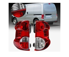 Left/Right Red Car Rear Tail Light Shell Brake Lamp Cover for NISSAN NV200