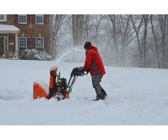 Get the Best Snow Removal Services