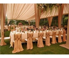 Professional Tent and Equipment Rentals for Events