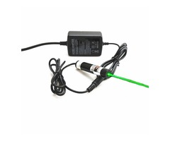 The Easiest Measured 515nm Green Dot Laser Module Review