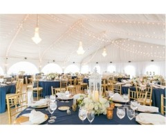High-Quality Tent and Equipment Rentals