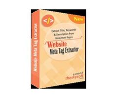 Best  Website Meta Tag Extractor Software
