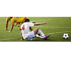 Get evaluations and treatments with sports medicine