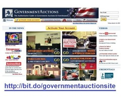 Cheap Government & Police Auctions in 2020