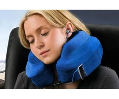 Back Travel Pillows for Airplanes
