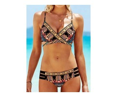 Polyester Bikinis Swimwear (30015381988)
