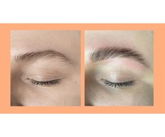 Get affordable Eyebrow microblading servives in Calgary
