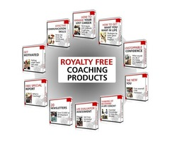 Royalty Free Coaching Products