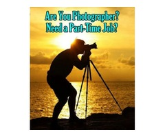 Online Photography Job, work from home and earn more money.