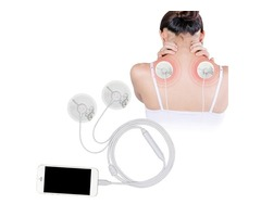 KALOAD 6 Modes Multi-functional Phone Charged Muscle Electric Massager Mini Size Muscle Stimulator