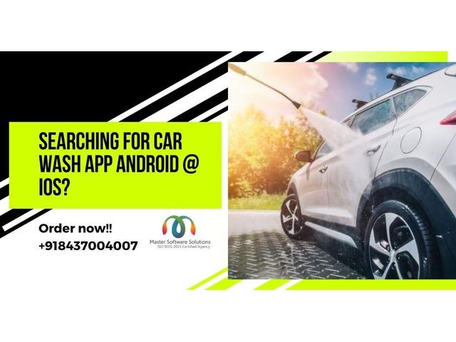 Car Wash App Development Services  | free-classifieds-canada.com