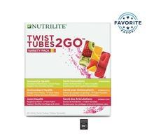 Nutrilite™ Twist Tubes 2GO™ – Variety Pack