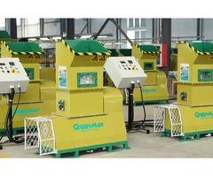 Styrofoam melting machine GreenMax MARS C50