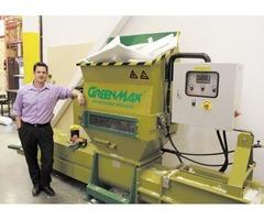 Foam recycling machine GreenMax Apolo C100