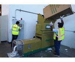 The best styrofoam recycling machine of GREENMAX  M-C00