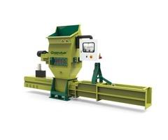 Polystyrene compactor machine GREENMAX A-C100