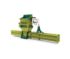 Styrofoam compactor A-C200——made in GREENMAX