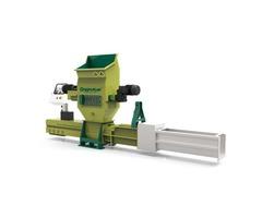 Polystyrene shredder machine of GREENMAX Z-C100