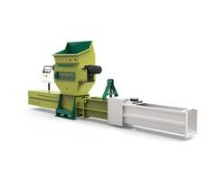 Styrofoam shredder machine of GreenMax Z-C20