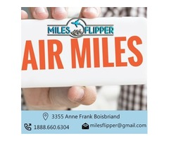 Get the Most Favorable Air Miles Credit Card for Yourself Today!