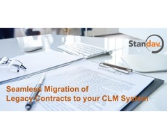 Legacy Contract Migration & Document Analysis
