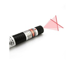 Different Output Power 650nm Red Cross Line Laser Module