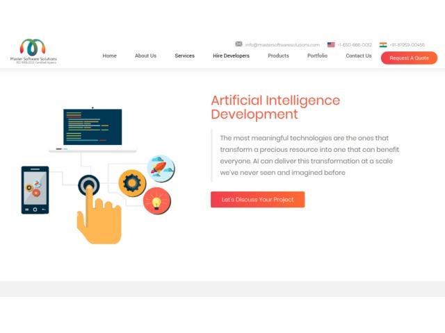 Artificial Intelligence Software Development | free-classifieds-canada.com